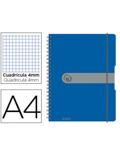 Cuaderno espiral herlitz a4...