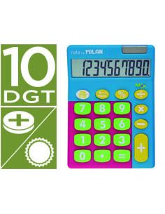 Calculadora milan mix 10...