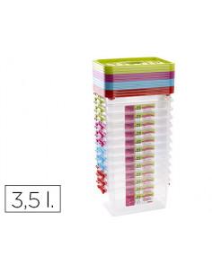 Caja multiusos plastico 3,5...