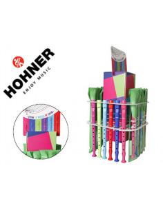 Flauta hohner gama colores...