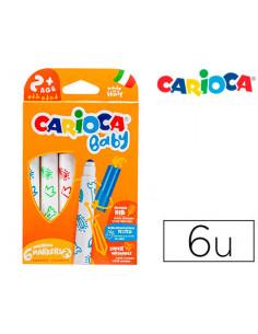 Rotulador carioca baby 2...