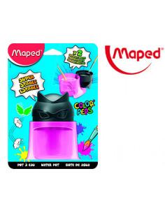 Limpiador de pinceles maped...