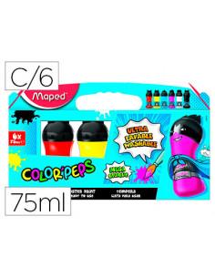 Tempera maped color peps...