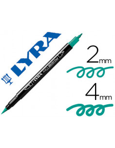 Rotulador lyra aqua brush...