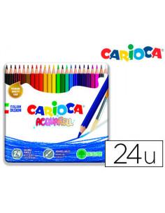 Lapices de colores carioca...