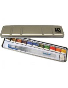 Acuarela artist start caja...
