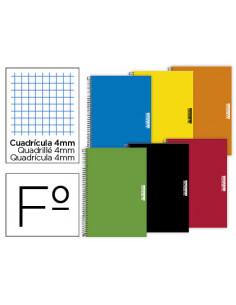 Cuaderno espiral papercop...