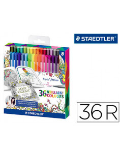 Rotuladores staedtler...