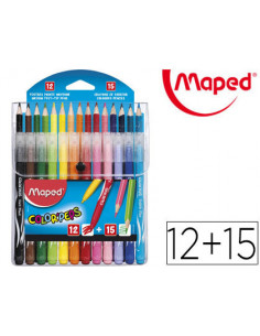 Pack combo maped color peps...