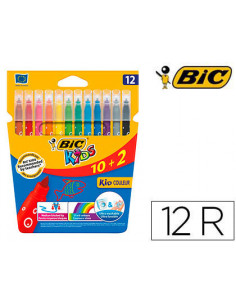Rotulador bic kids couleur...