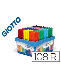 Rotulador giotto turbo maxi...