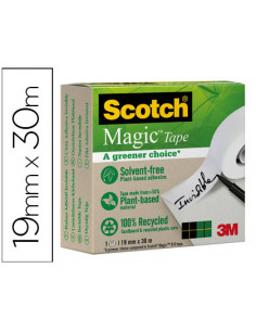 Cinta adhesiva scotch-magic...