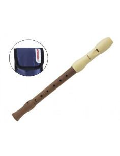 Flauta hohner madera alegra...