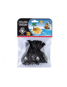 Globos piratas impresos...
