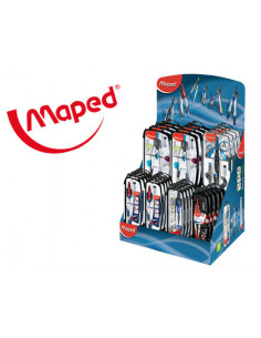 Expositor maped compases...