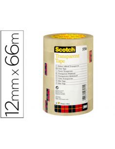 Cinta adhesiva scotch...