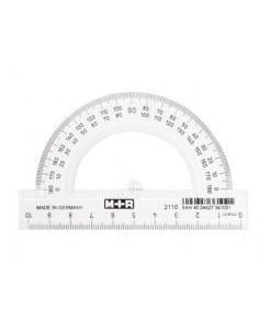 Semicirculo m+r 10 cm...