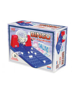 Juego de mesa falomir bingo...
