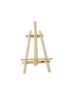 Caballete pintor madera...
