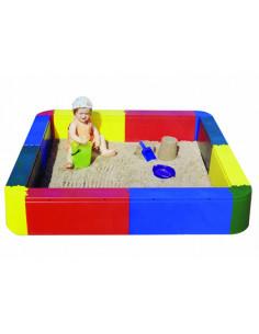 Piscina de arena amaya...