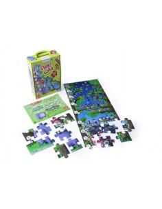 Puzzle miniland maxi flexi...