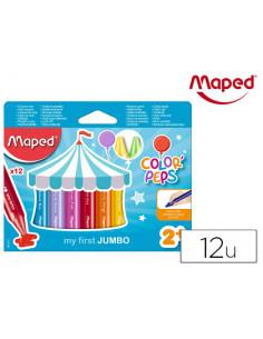 Lapices de cera maped color...