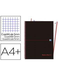 Cuaderno espiral oxford...