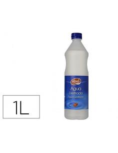 Agua destilada vivochef...