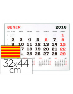 Calendario pared liderpapel...