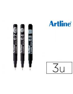 Rotulador artline comic pen...