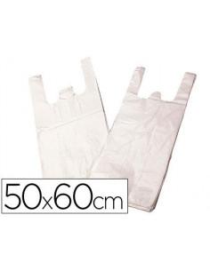 Bolsa plastico camiseta...