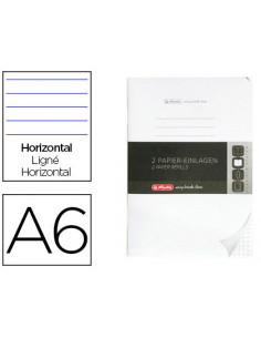 Recambio herlitz note book...