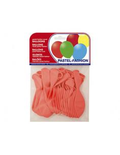 Globos pastel rosa bolsa de...