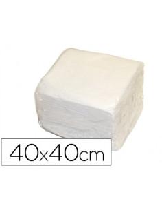 Servilleta de papel 40x40cm...