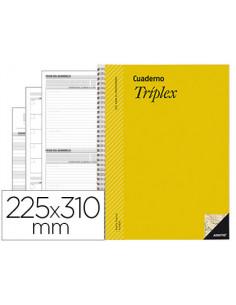 Bloc triplex additio plan...