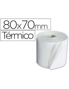Rollo termico 80x68x11mm 58...