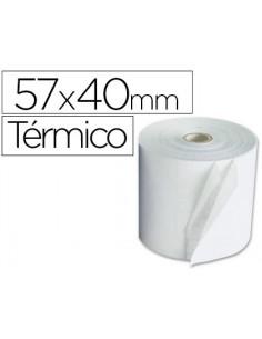 Rollo termico 57x40x11mm 58...