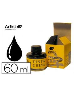 Tinta china artist negra...