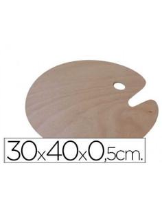 Paleta madera artist...