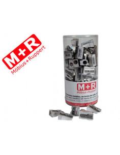 Sacapuntas m+r 201 metalico...