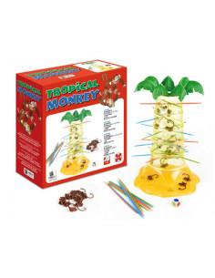 Juego de mesa tropical monkey