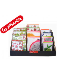 Bloc herlitz fruits...