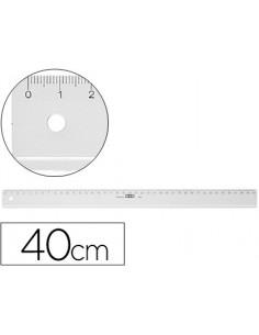 Regla m+r 40 cm plastico...