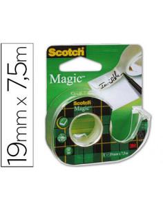 Cinta adhesiva scoth magic...