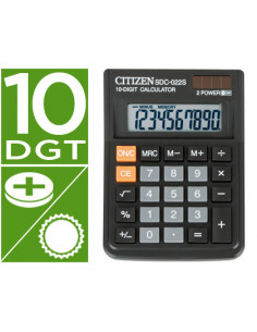 Calculadora citizen...