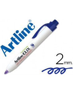 Rotulador artline clix...