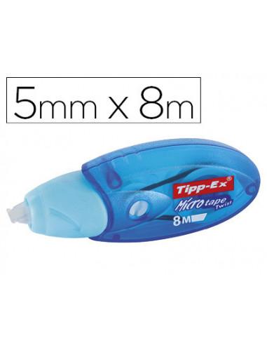 3 unidades Cinta correctora Tipp-Ex Pure Mini Tape