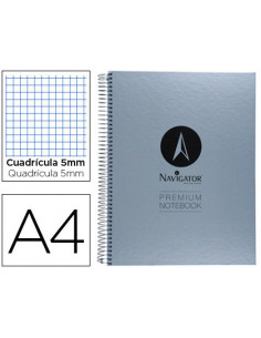 Cuaderno espiral navigator...