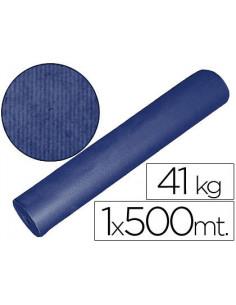 Papel kraft azul 1,00 mt x...