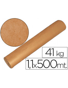 Papel kraft marron 1,10 mt...